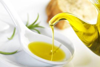 Olio extravergine di oliva, particolarmente importante per la salute